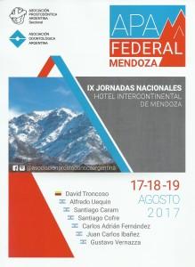 Mendoza frente